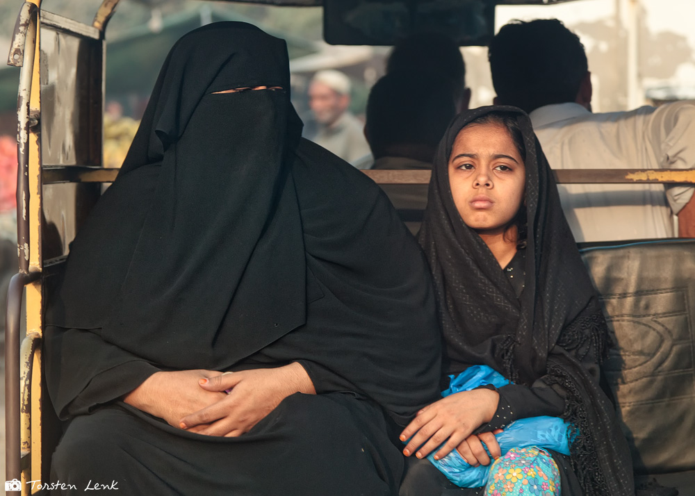 Unterwegs in Lahore