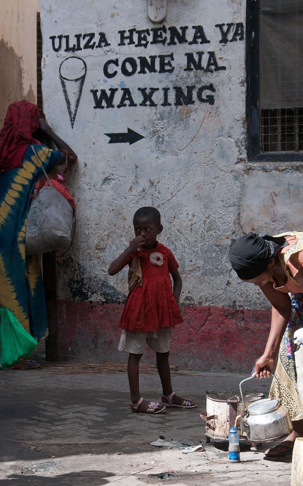 Unterwegs in Mombasa ~4~