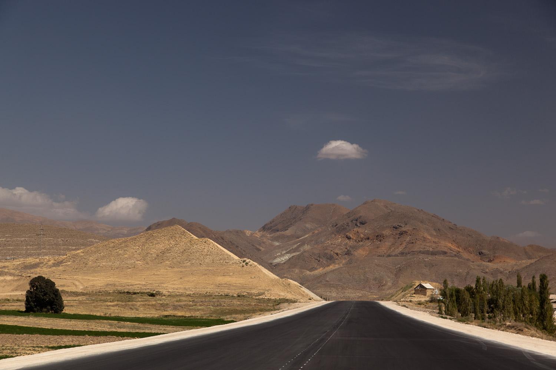 Unterwegs in Nakhchivan