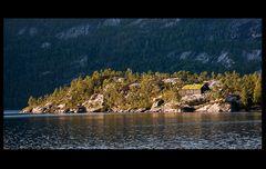Unterwegs in Norwegen I