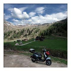 Unterwegs in Osttirol.