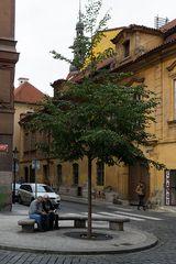 Unterwegs in Prag