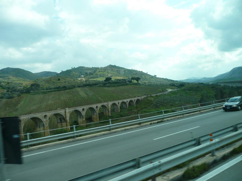 Unterwegs in Sizilien.....