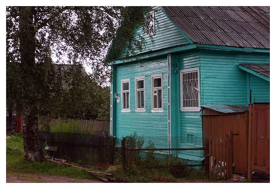 unterwegs in Tikhvin