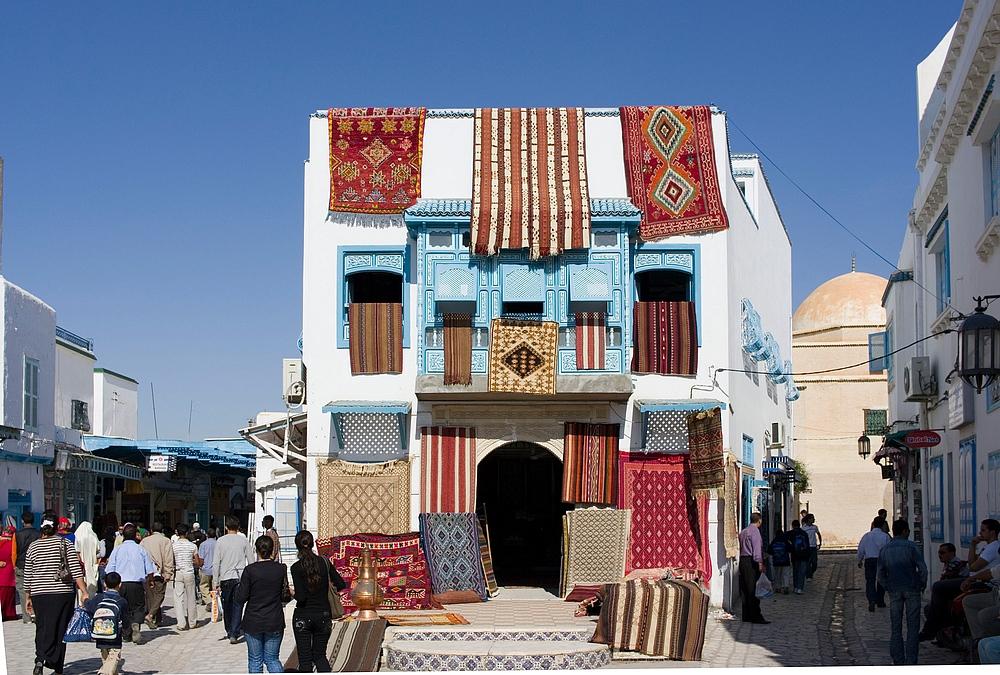 Unterwegs in Tunesien (Bild 01)