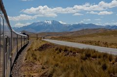 Unterwegs mit dem Andean Explorer 4