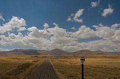 Unterwegs mit dem Andean Explorer