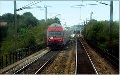 ... unterwegs mit der Bahn (12) ...