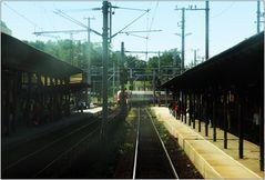 ... unterwegs mit der Bahn (15) ...