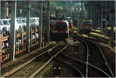 ... unterwegs mit der Bahn (25) ...