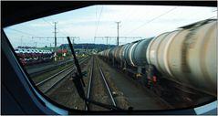 ... unterwegs mit der Bahn (34) ...