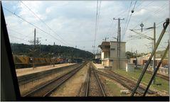 ... unterwegs mit der Bahn (9) ...