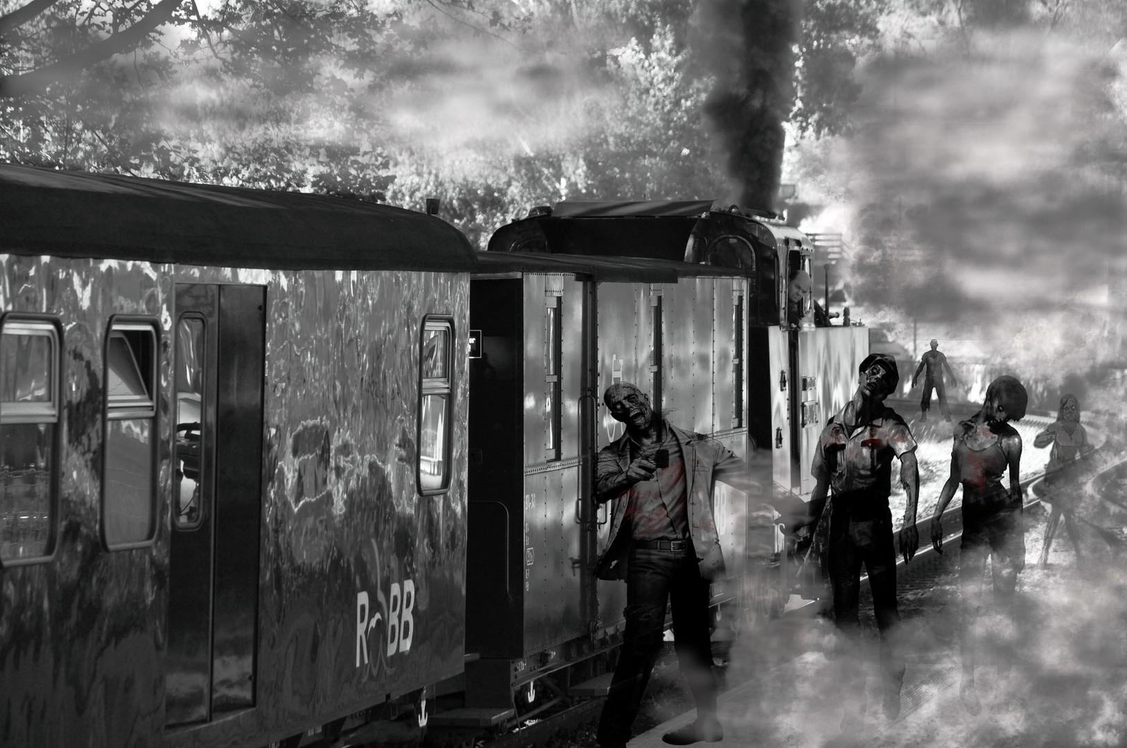 Unterwegs mit Untoten - Zombiemania