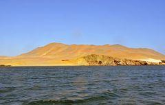 Unterwegs zu den Islas Ballestas im Süden von Peru