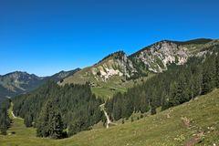 Unterwegs zum Taubenstein