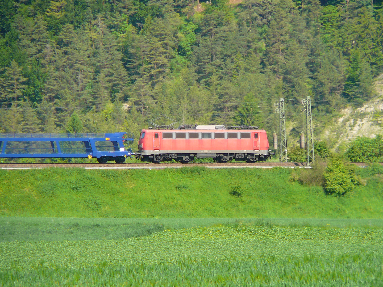 unterwegs zwischen Warburg und Kassel
