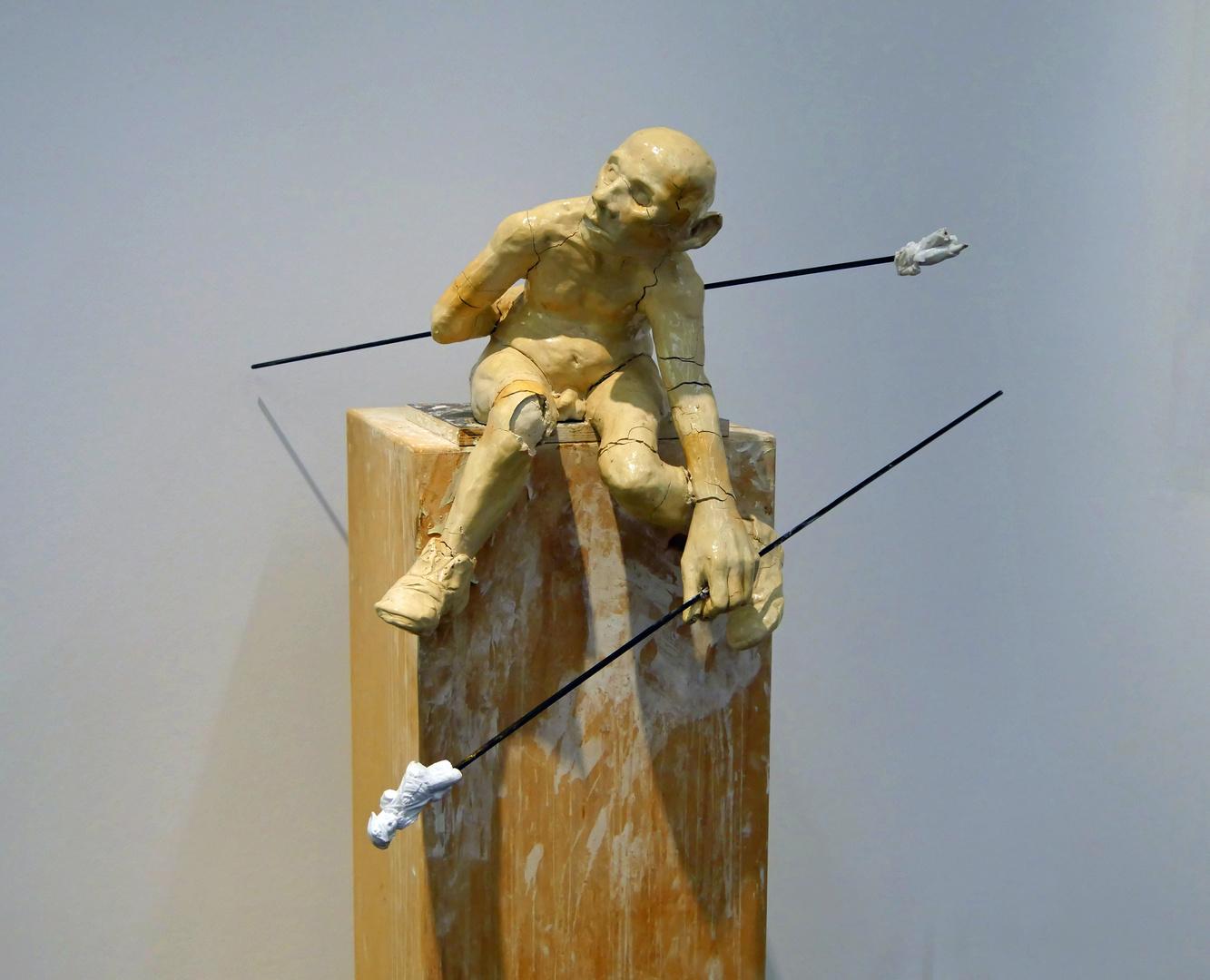 """"""" Untitled """" ist eine Skulptur von Jonas Bungert -"""