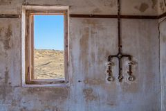 untitled v, kolmanskop, luederitz, namibia