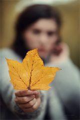 * unverkennbar Herbst *