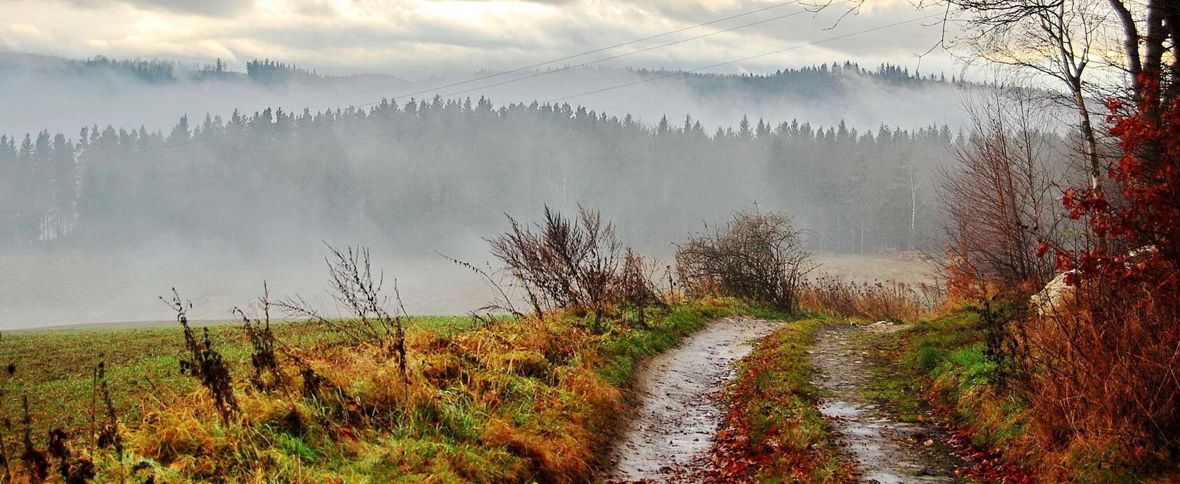 Unweit vor Boberullersdorf