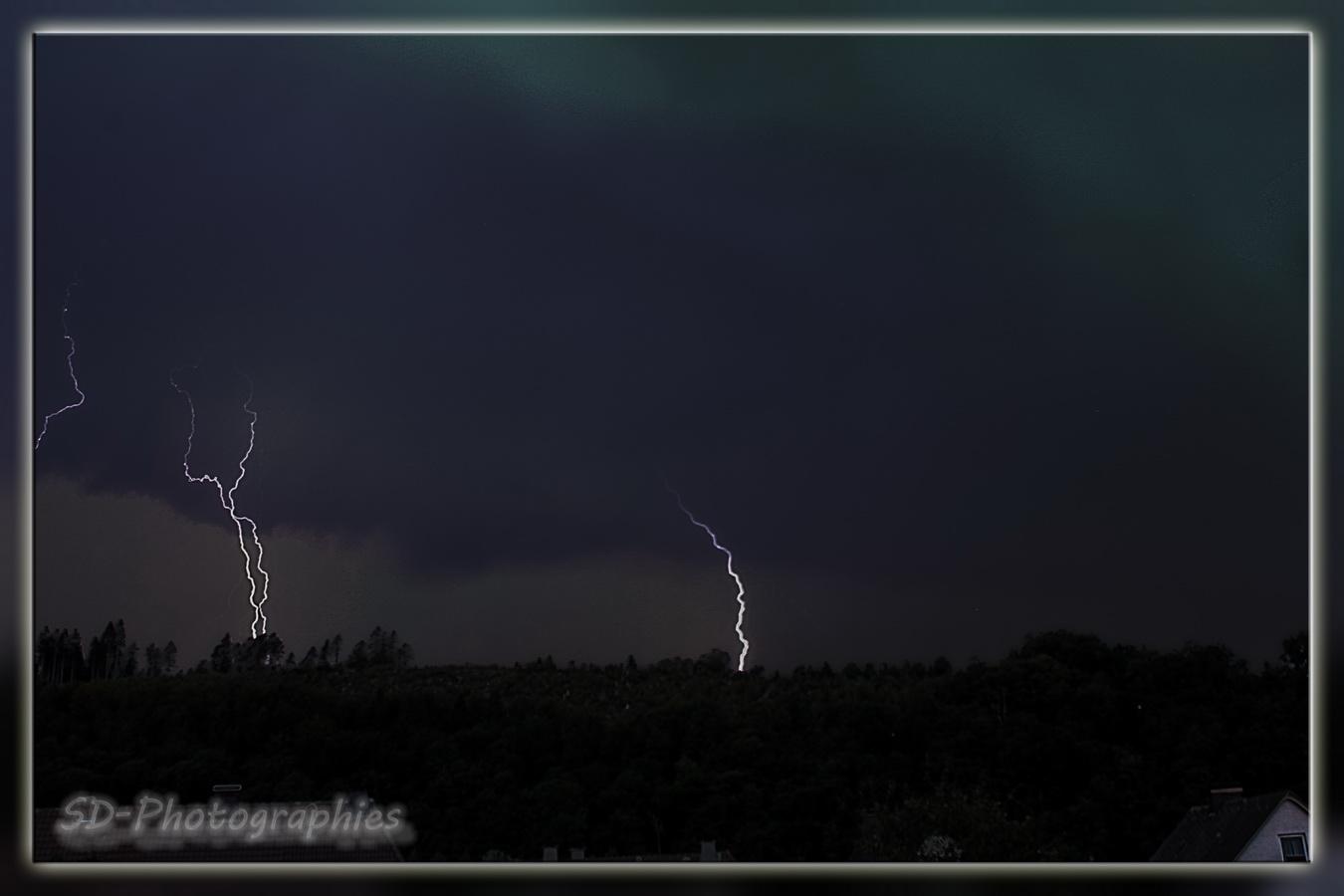 Unwetter 18.08.2011