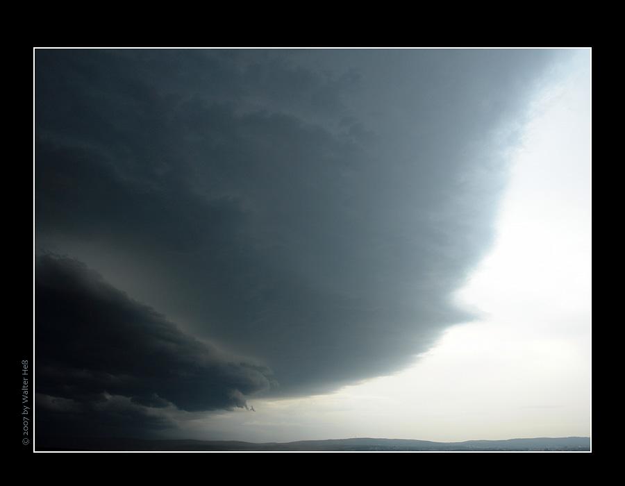 Unwetter-Ankunft 1