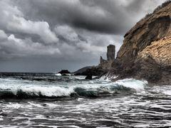 Unwetter auf den Balearen