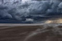 Unwetter im Anmarsch...