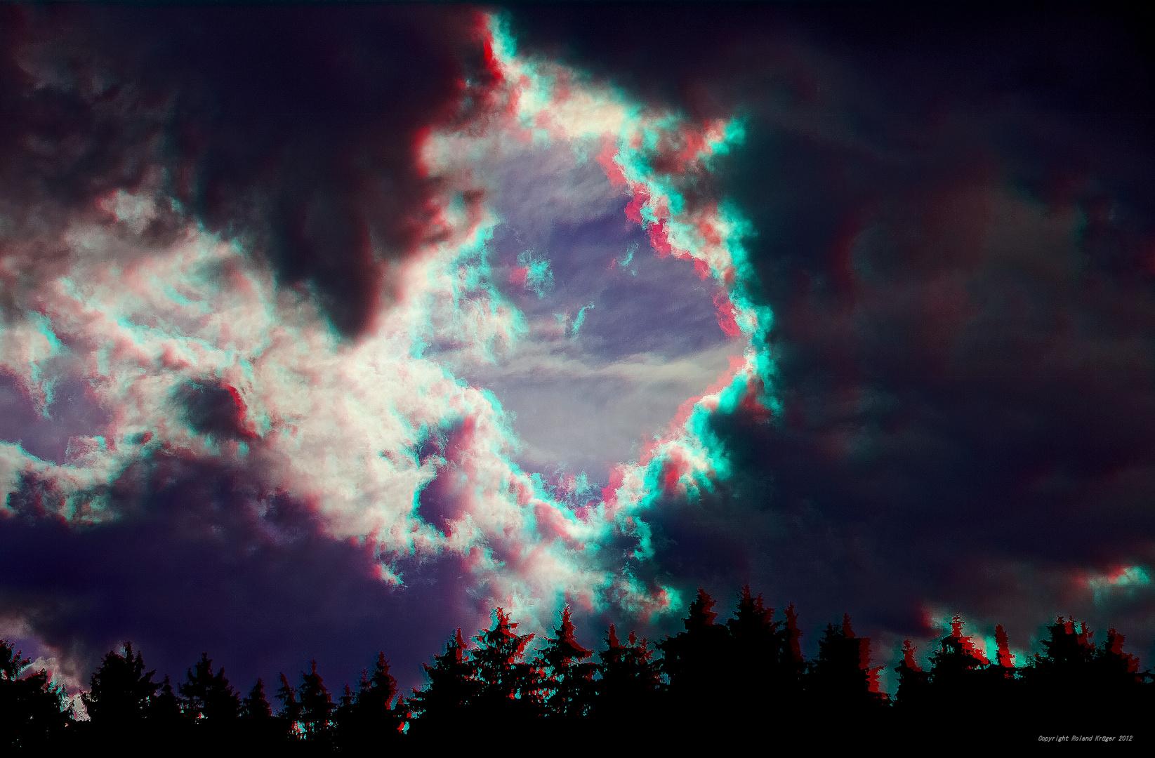 Unwetter im Anmarsch 3 D