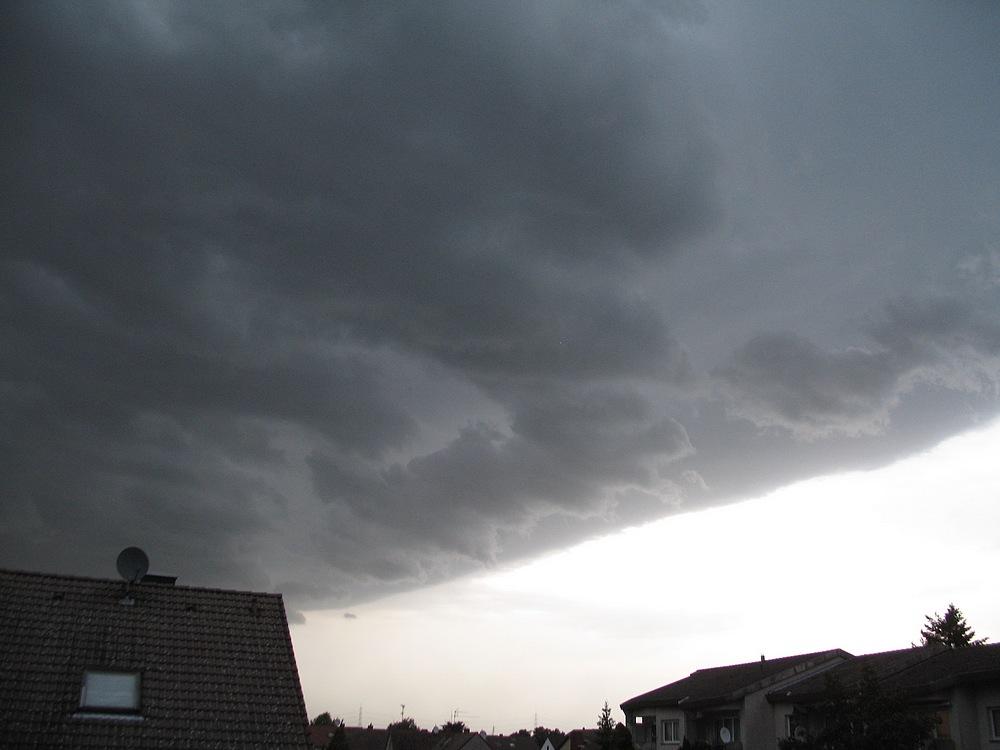 Unwetter zieht weiter...