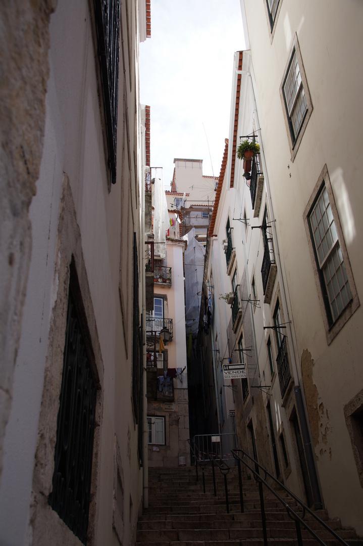 Up the Hill - Lisboa