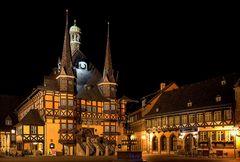 Update - Marktplatz mit Rathaus Wernigerode
