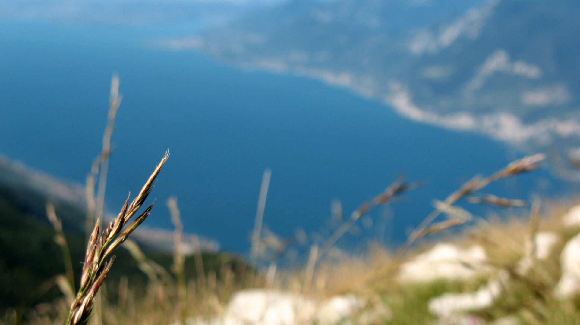 upon the mountain