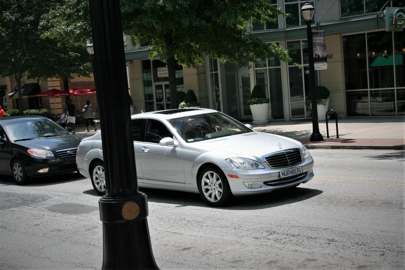 Ups, ein Nürnberger in Atlanta ;-)