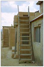 Upstairs - Acoma Pueblo, New Mexico; USA