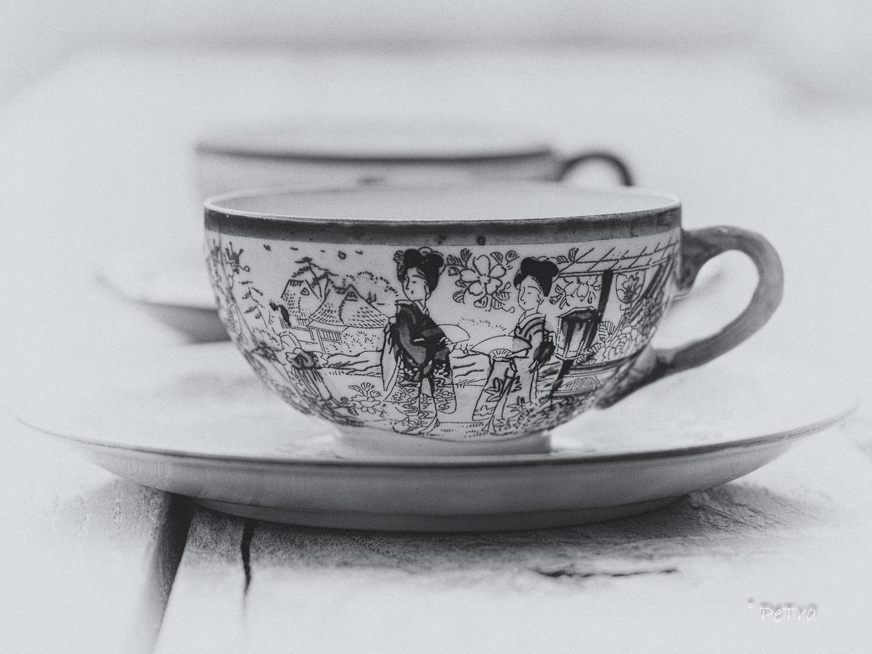 Ur-Oma`s Teetassen