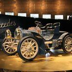 Urahnen von Mercedes