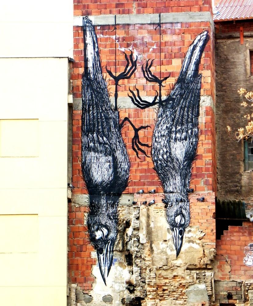 Urban Art in Zaragoza