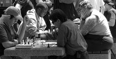 urban chess - younger generation