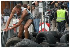 Urbanathlon in Hamburg