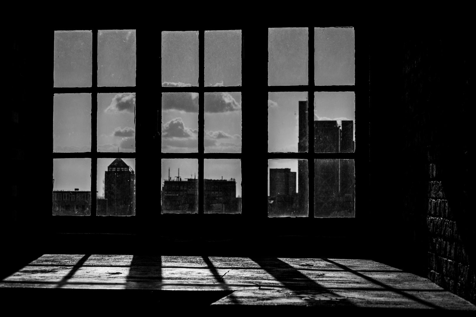 Urbane Beschränkung eines Horizonts