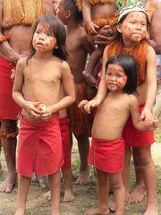 Ureinwohner Amazonasgebiet 4