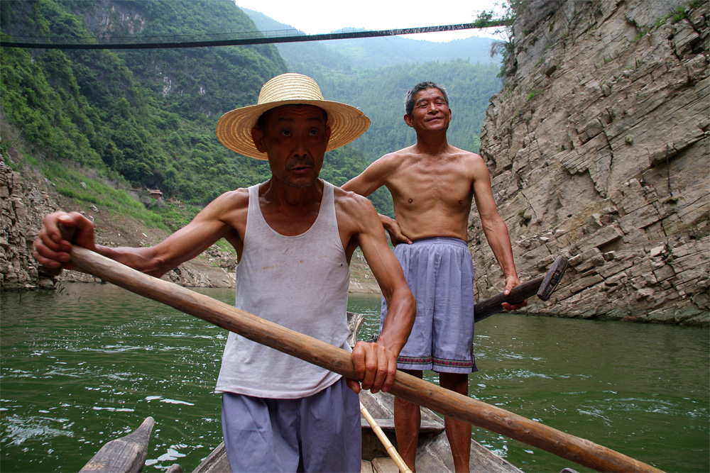 Ureinwohner von Padong