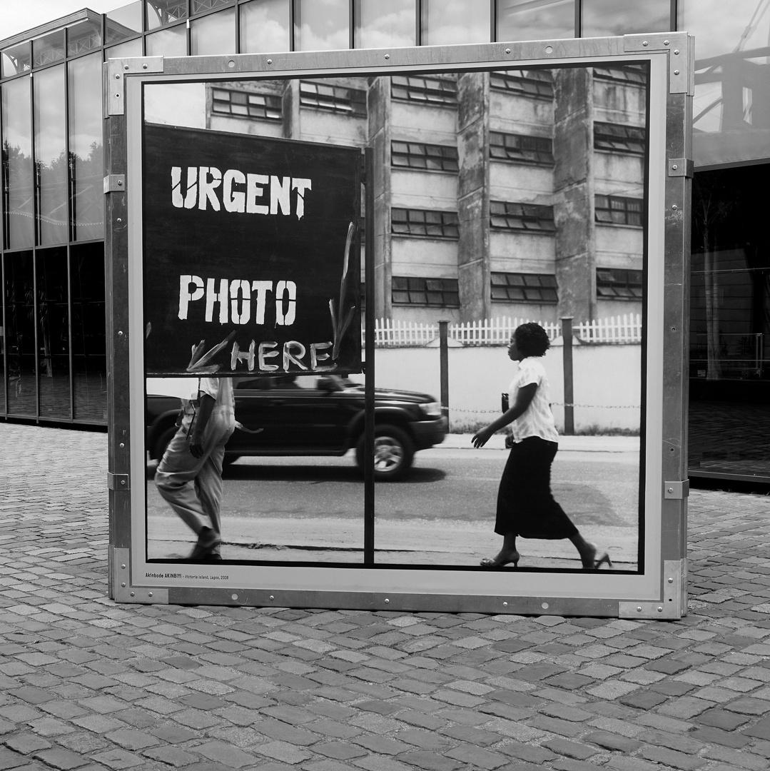 Urgence photographique