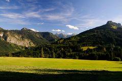 Urlaub in den Bergen....