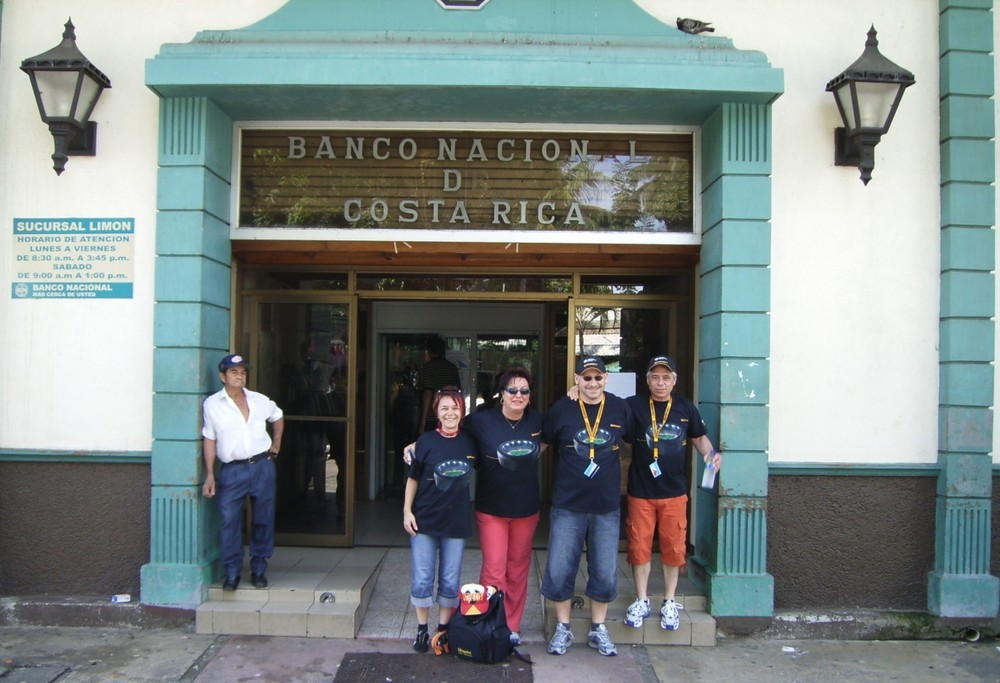 Urlaub in Mittelamerika Herrling und Kurfess
