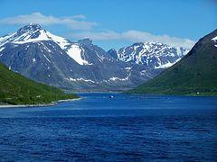 Urlaub in Norwegen 2008
