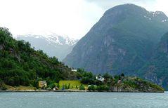 Urlaub in Norwegen im Juni 2008