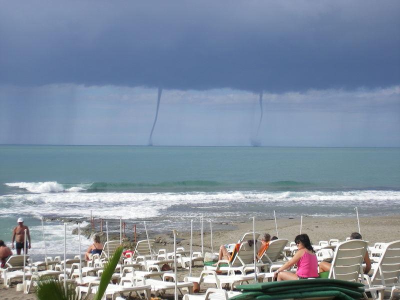 Urlaub inclusive Tornados!
