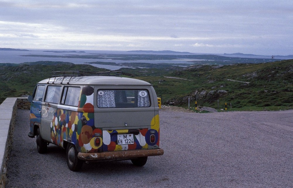 Urlaub Irland 1978